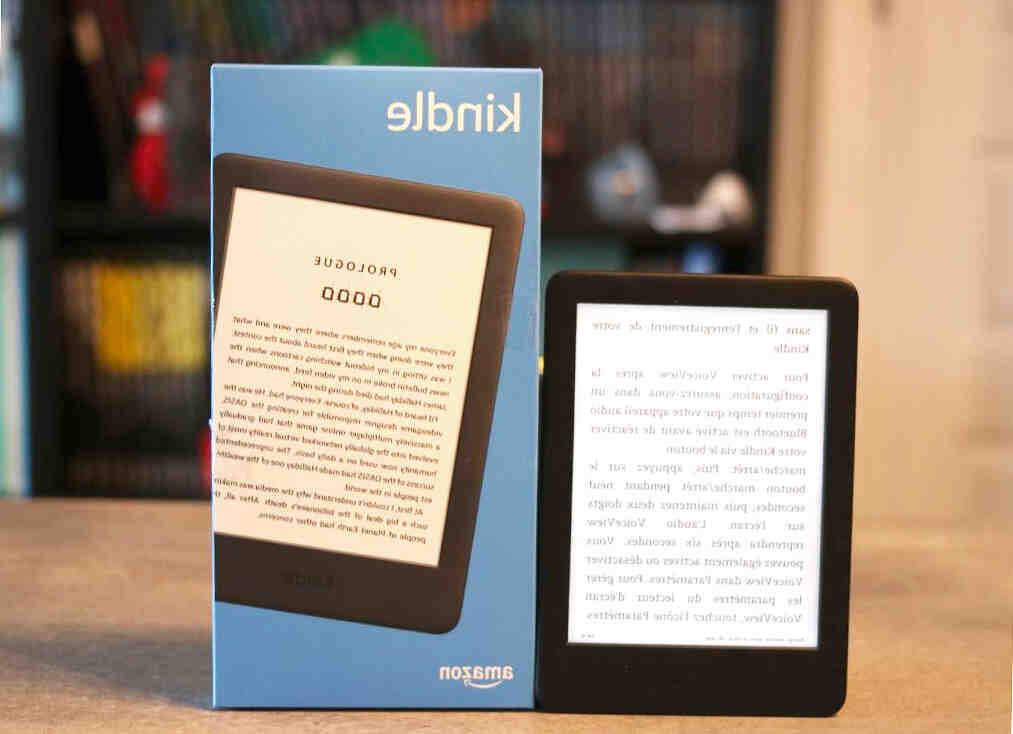 Comment accéder à ma bibliothèque Kindle ?