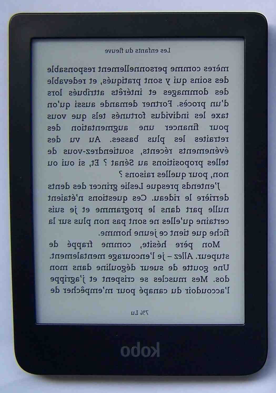 Comment ajouter des livres sur liseuse Kobo ?