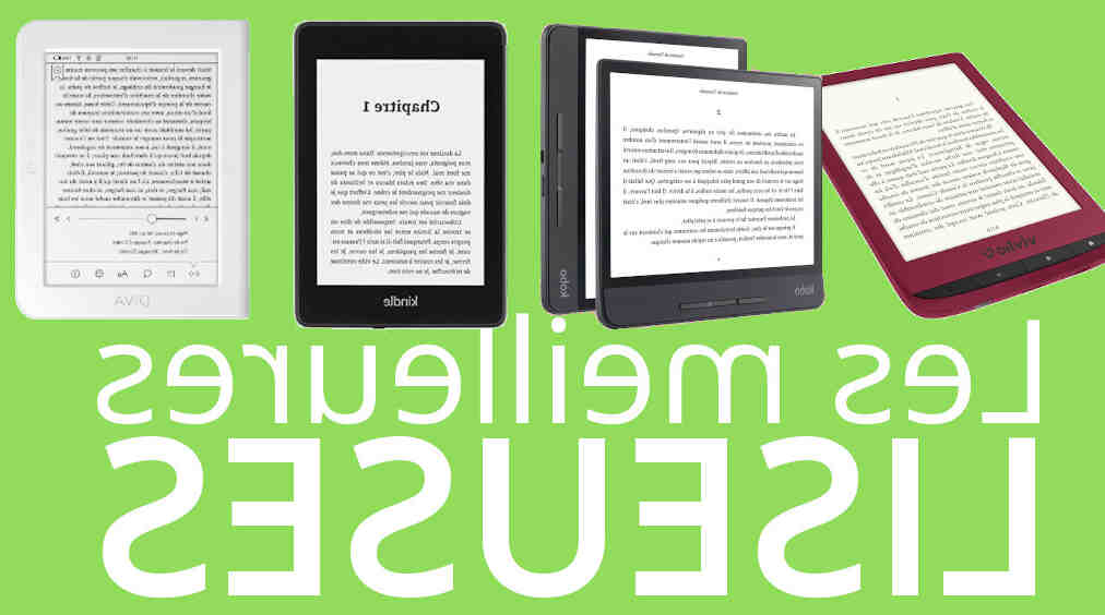 Comment choisir sa liseuse numérique ?
