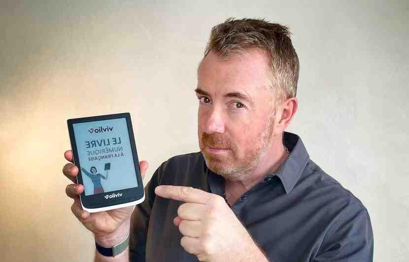 Comment lire un livre sur la tablette ?