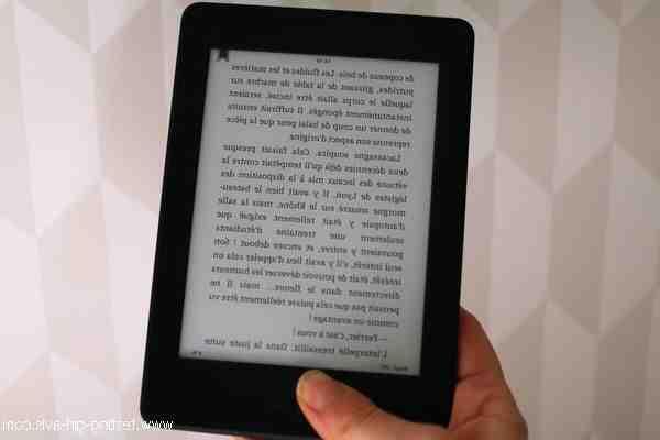 Pourquoi liseuse Kindle ?