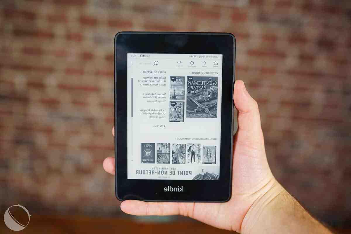 Quel est la meilleur Kindle ?