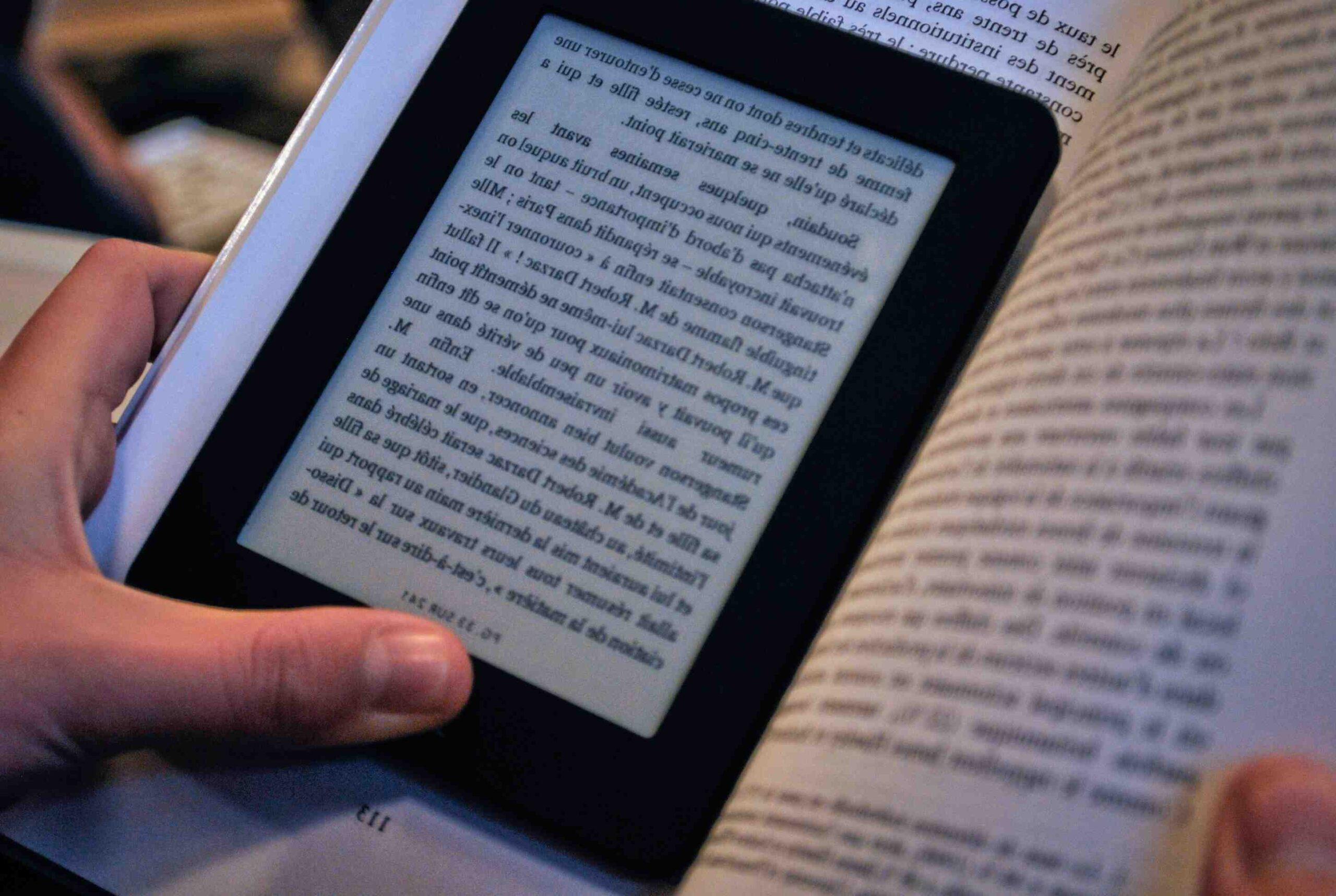 Quel est l'intérêt d'une liseuse ?