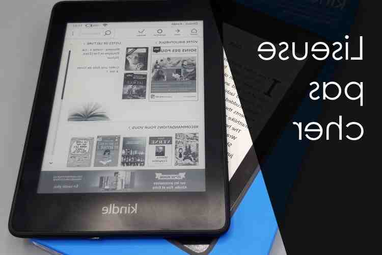 Quelle est la différence entre une tablette et une liseuse ?
