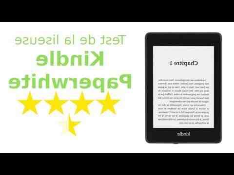 Quelle est le meilleur Kindle ?